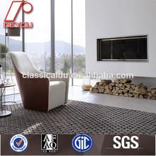 Modern lounge chair cinema, lounge chair for airport, coffee shop arm chair H-415