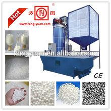 high quality polystyrene foam with good efficience foam machine
