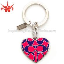2014 New Design Promotion Wholesale Custom Keychains, New Design Metal Key Ring