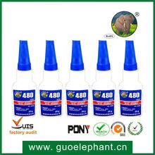 Guo elephant 480 Rubber Leather super glue