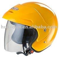 HuaDun dot open face motorcycle helmet HD-50H