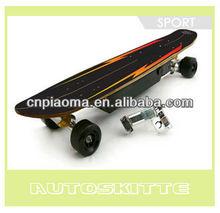 mini electric skateboard with remote control (250W)