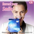 2014 Best Quality Teeth Whitening Strips, no need Crest whitestrips