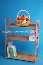 mobilidibambù libro rack