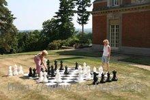 giant chess set,garden chess set,outdoor chess set