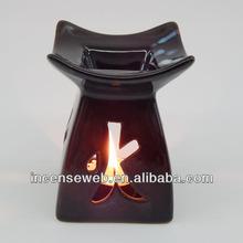 China cheap oil incense burner ceramic