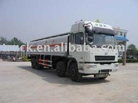 Fuso Fuel Tanker truck,Fuso Petrol or Diesel transporting truck, Fuso gasoline tank truck
