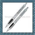 Silicio del apretón de aluminio bolígrafo pen2438, Portaminas, Pluma de la promoción