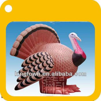 inflatable hunting turkey