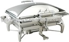 GW-11A 9L Stainless Steel Exquisite Chafing Dish, Buffet Equipment (Hydraulic System)