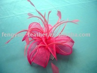 BY-TS135 ladies pink hat