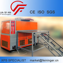 XPS EPS Recycling Machine Line, recycle plastic granules making machine