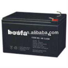 HR12-55W 12v13ah high rate battery 12v 13ah 12v ah 12v auto motor motor