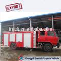 Caminhão de bombeiros antigo 6000 ~ 8000 liter tanque de água de incêndio luta caminhão espuma tanque bomba de incêndio caminhão
