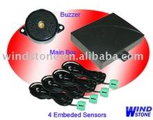 2,4,6,8 sensors available!!!Buzzer Warming Parking Sensor System