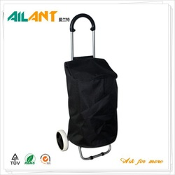 Popular style Folding shopping trolley with wheels
