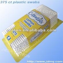 cotton stick in PVC blister