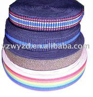weaved elastic tape