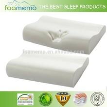 Good quality and health care contour memory foam pillow