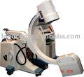 Alta freqüência mobile c-braço máquina de raios x com 1.0 mega pixel ccd da câmera - ccc aprovado