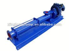 Xinglong progressive displacement single screw pump for liquids of various viscosity