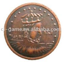 token coin,coin parts