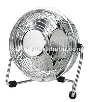 """4"""" Metal Desk Fan(FE-10)"""
