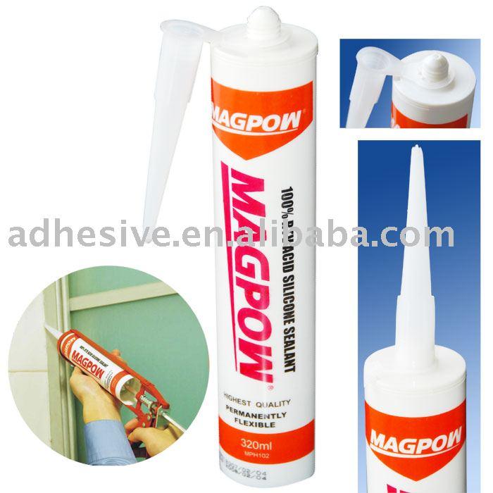 MAGPOW RTV acetic Silicone Sealant