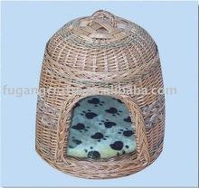handmade soft pet house