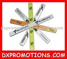 promotion pvc slap wristband