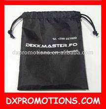 drawstring pouch/sport gym bag/drawstring bag with logo