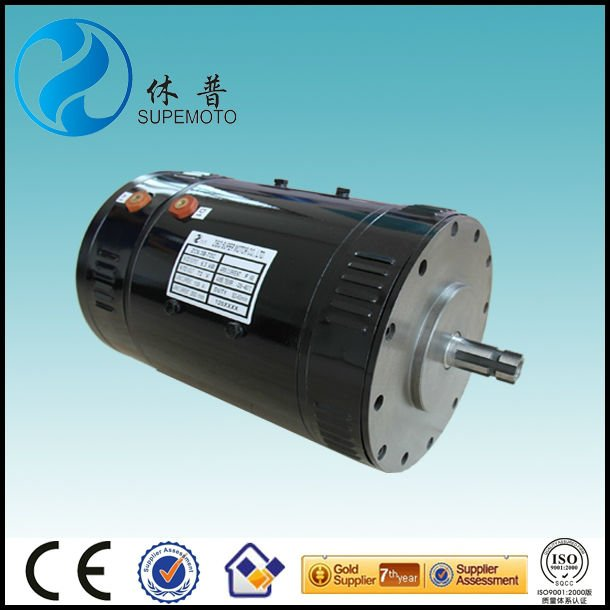 11kw 144v Brush Dc Motor For Electric Vehicle View Motor