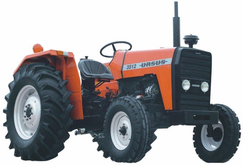 URSUS 3512 Tractor