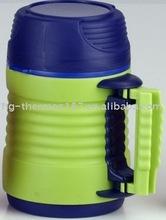 1.1L plastic thermos bottle