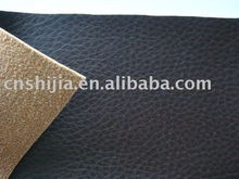 PU bonded leather for sofa Fire proof BS5852