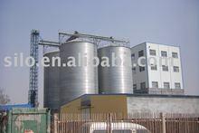 Wheat Flour Mill Used Grain Silo Bin