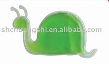 45g light green snail shape hand warmer reusable
