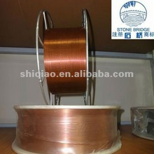 AWS CE CQC IQNET Certificates free sample!!SG2 CO2 welding wire ER70S-6 Stone Bridge Brand Factory Supply