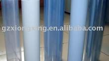 2012 High transparency pvc crystal film