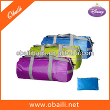 New design cheap promotional foldable sport bags,sports foldable travel bag