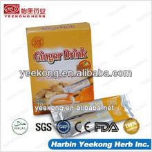 health intestine ginger tea -- (concentrate tea)