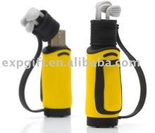 Golf Bag USB Flash Drive / Golf Equipment USB Flash Drive / Golf Set USB Flash Drive