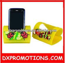 soft pvc mobile holder/soft mobile holder