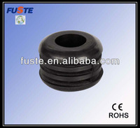 Custom round rubber bushing