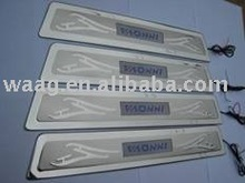 DS1018- Door Sill With LED light For Toyota Innova