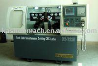KS-7225 Twin Turrets CNC Turning lathe