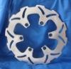 solid motorcycle brake disc OEM