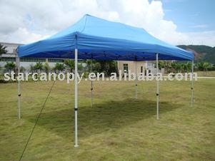 Mirador/canopy/carpa carpa serie de acero gazebo 3*6m