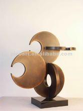 Handicraft Metal Sculpture from China Manufacturer