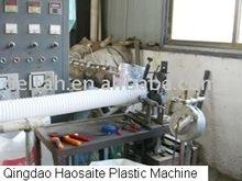 Plasitc telescópio máquina de mangueira